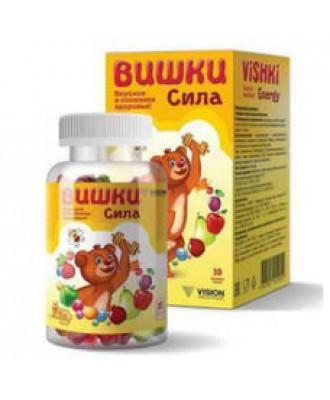 Вишки - витамины для энергии, иммунитета