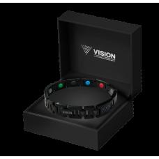 Магнитный браслет Vision Pentactive Neo Black Matte