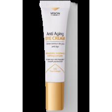 Крем лифтинг для век Vision Skincare - омолаживающий крем вокруг глаз против морщин, мешков и кругов.